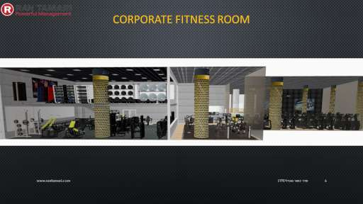 Corporate Fitness Room 2