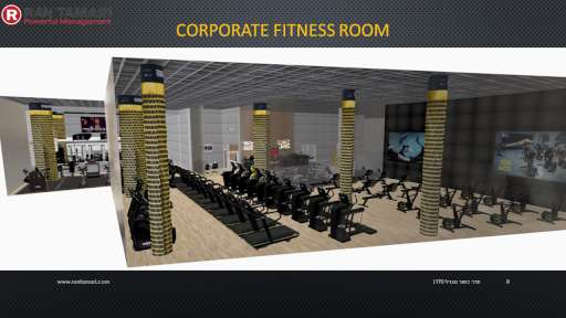 Corporate Fitness Room 3
