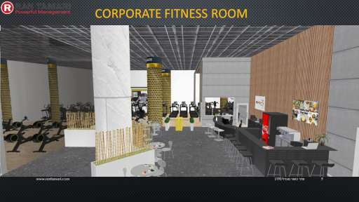 Corporate Fitness Room 4