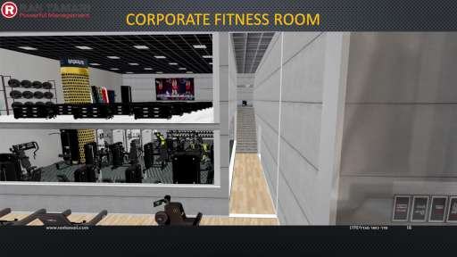 Corporate Fitness Room 6