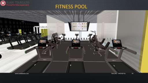 Fitness Pool 2