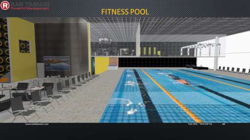 Fitness Pool 4
