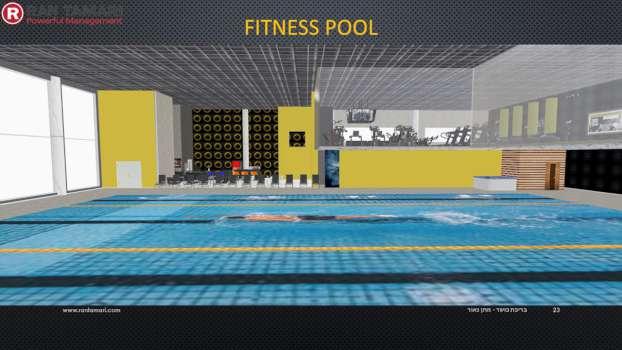 Fitness Pool 5