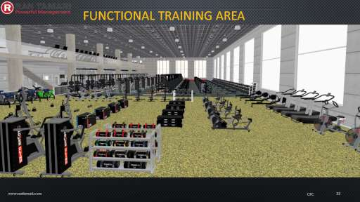 Functional Trainning Area 1