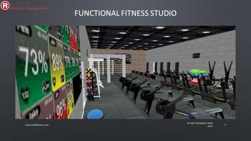 Functional fitness Studio 8