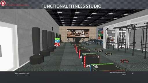 Functional fitness Studio 9