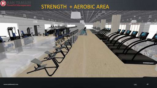 Strenght - Aerobic Area 1