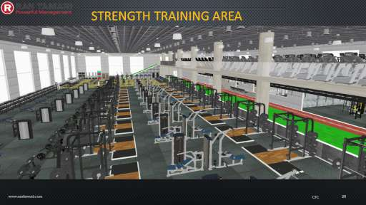 Strenght Trainning Area 1