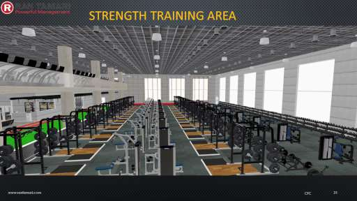 Strenght Trainning Area 2