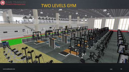 Two Levels Gym 1